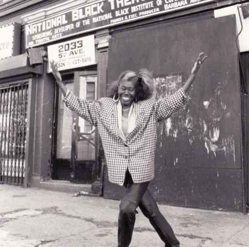 She Built a Theater, a Community, Devoted to The Celebration of Blackness